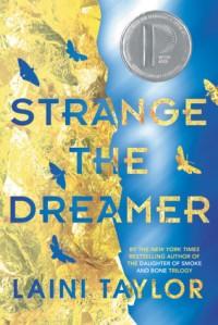 strange the dreamer us