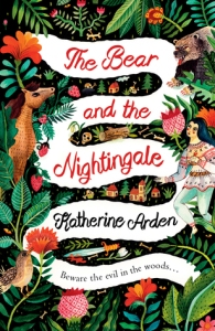 The bear and the nightingale UK