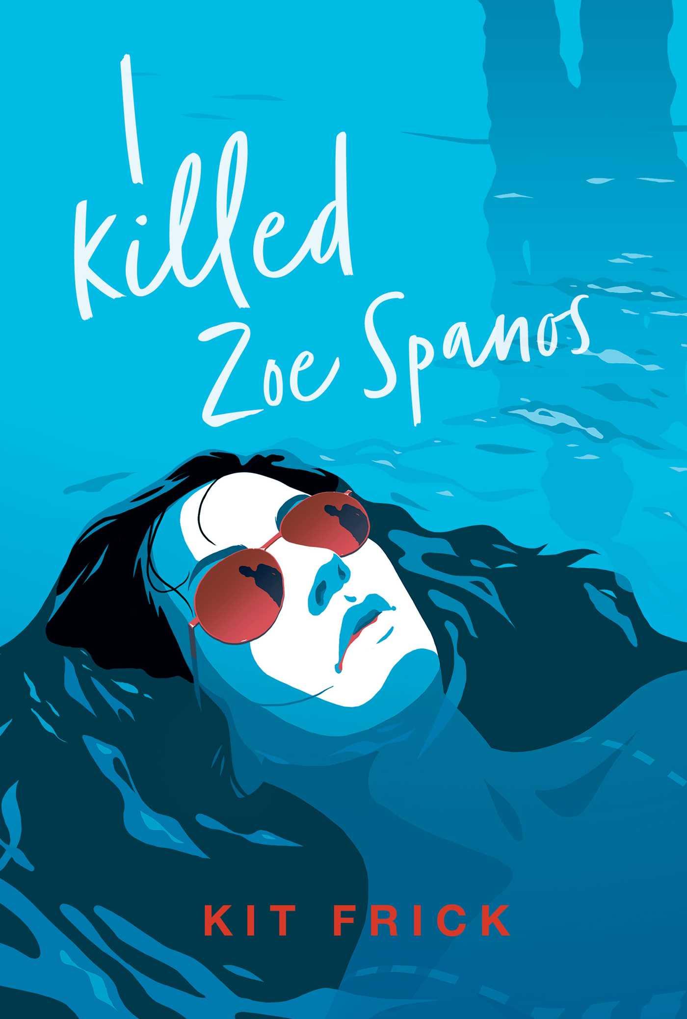 i illed zoe spanos book cover