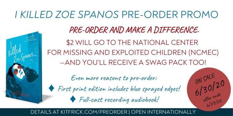 kit frick pre order