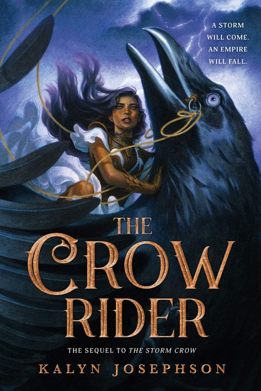 the crow rider cover